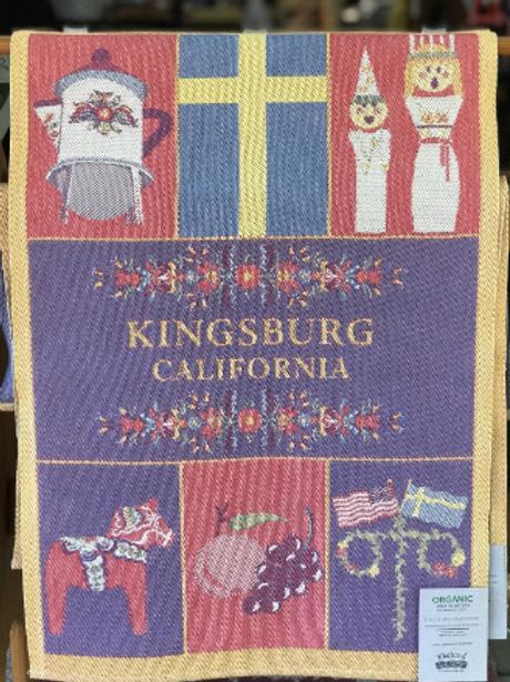 Ekelund Kingsburg Towel
