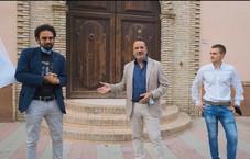 Visita itinerante con Dino Giarrusso