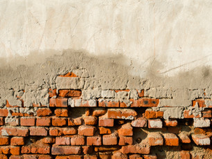 Masonry Protection - keep your home warm and dry