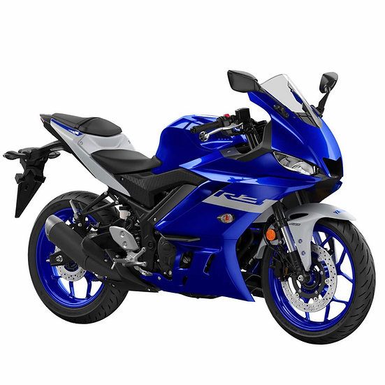 YZF-R3, Inyectada con ABS
