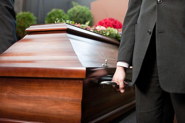 Porteur funéraire pompes funèbres Le Papillon