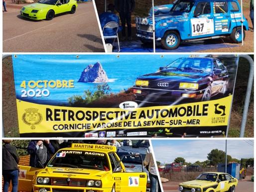 Groupe Loudane : Rétro auto 2020