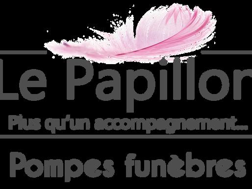 """POMPES FUNÈBRES LE PAPILLON : """"PIÈCES À CONVICTION"""""""