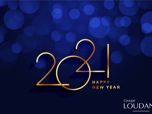 Groupe Loudane : Meilleur vœux 2021