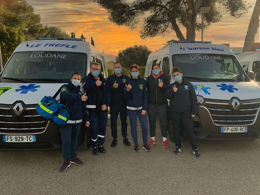 Groupe Loudane : Nos ambulanciers veillent sur vous