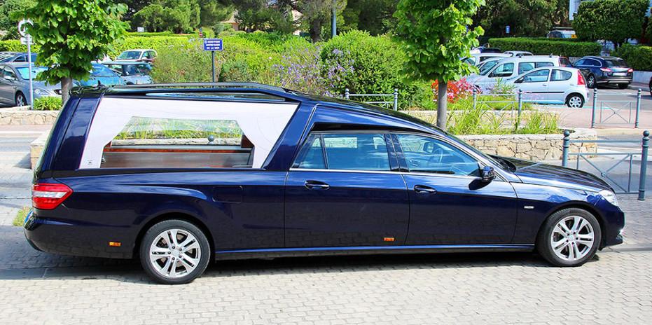 Corbillard Limousine Pompes funèbres Le Papillon