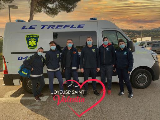 Groupe Loudane : Joyeuse Saint Valentin