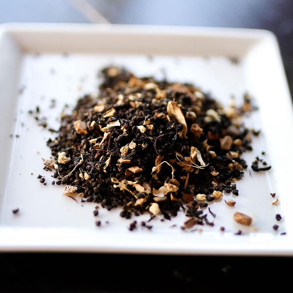 chai latte loose leaf