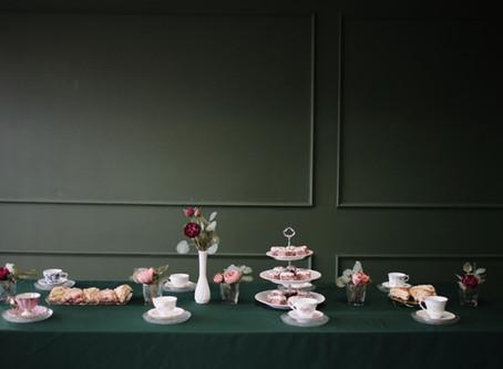 High Tea Going Away Party