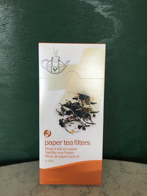 Paper Tea Filters