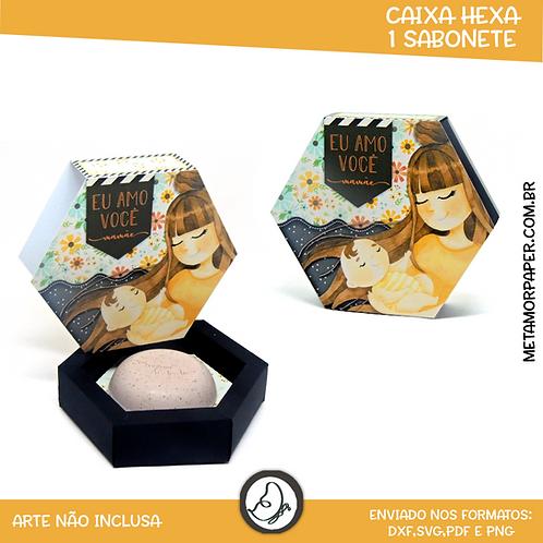 Caixa Hexa 1 Sabonete