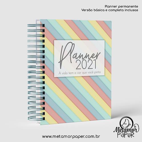 Planner ColorLove(Versão completa e básica)