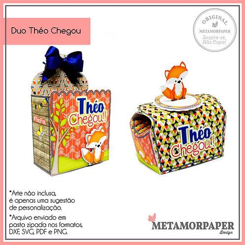 Duo Théo chegou