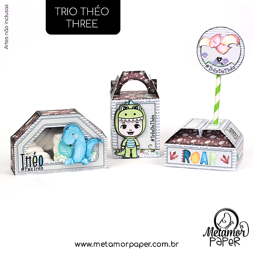 Trio Théo Three