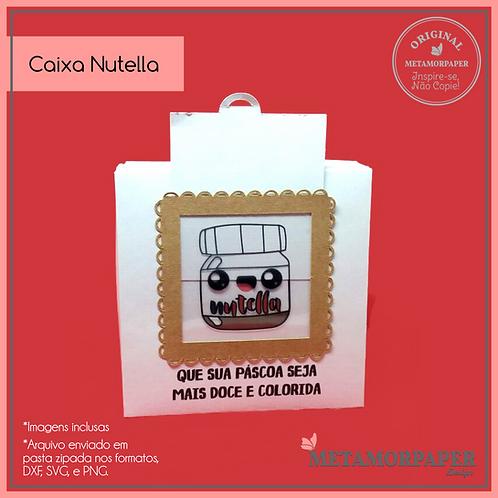 Caixa Nutella