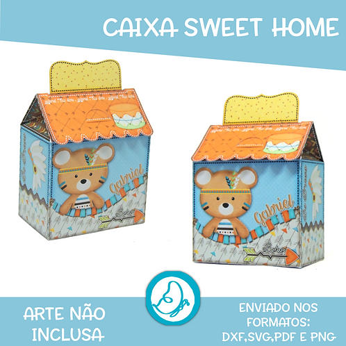 Caixa Sweet Home
