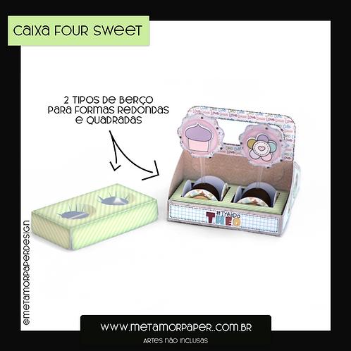 Caixa Four Sweet