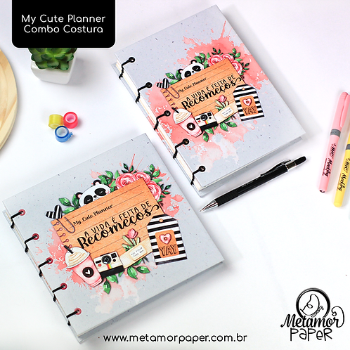 My Cute Planner Combo Costura