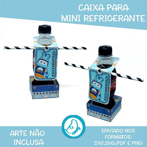 Caixa Mini Refrigerante