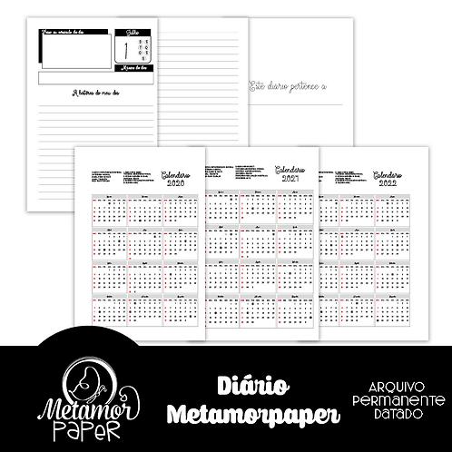 Diário Metamorpaper