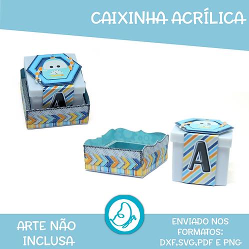 Caixinha Acrílica