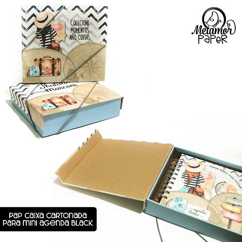Mini Curso(PAP) Caixa Cartonada