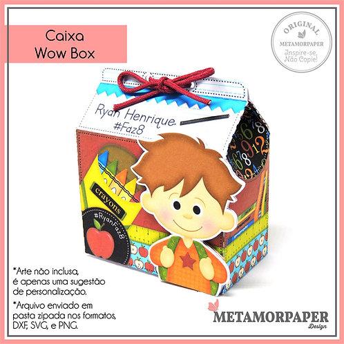 Caixa Wow Box