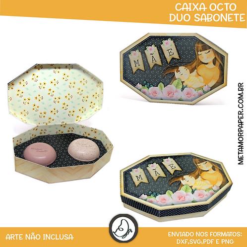 Caixa Octo Duo Sabonete