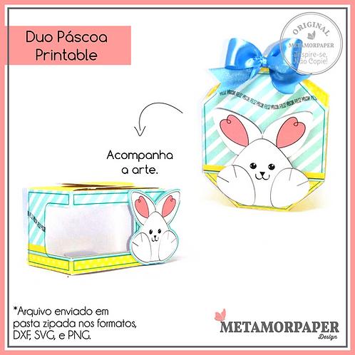 Duo Páscoa Printable