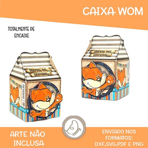 Caixa Wom