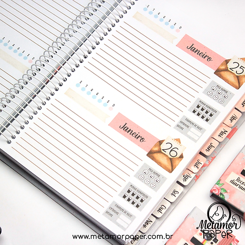 My Cute Agenda A5 Costura