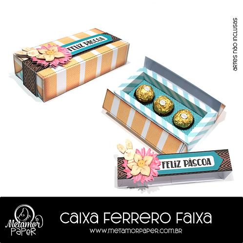 Caixa Ferrero Faixa