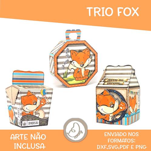 Trio Fox