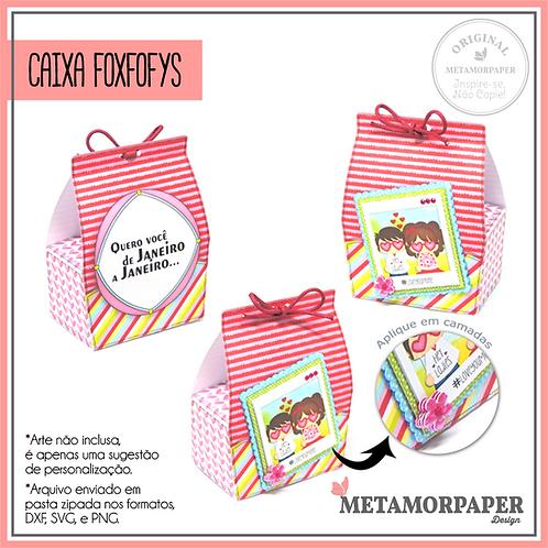 Caixa FoxFofys