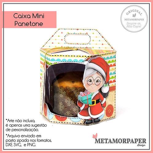 Caixa Mini Panetone
