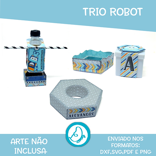 Trio Robot