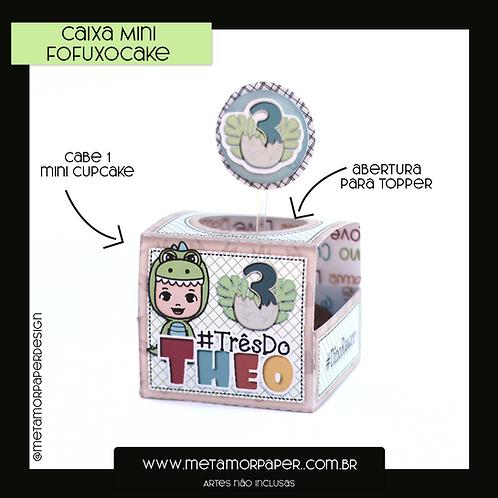 Caixa  Mini Fofuxocake