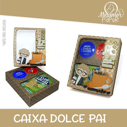 Caixa Dolce Pai