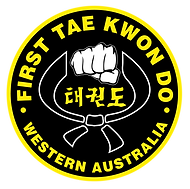 First Taekwondo Perth WA logo