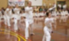 First Taekwondo Perth beginners exam