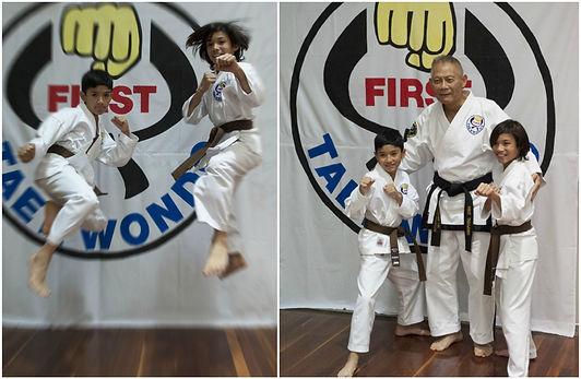 Master Instructor Vernon Low