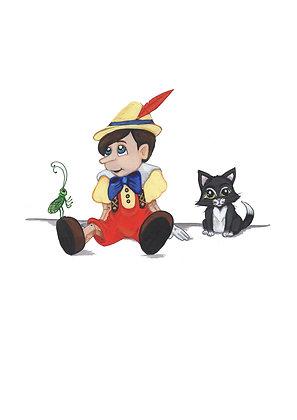 The Classic Pinocchio