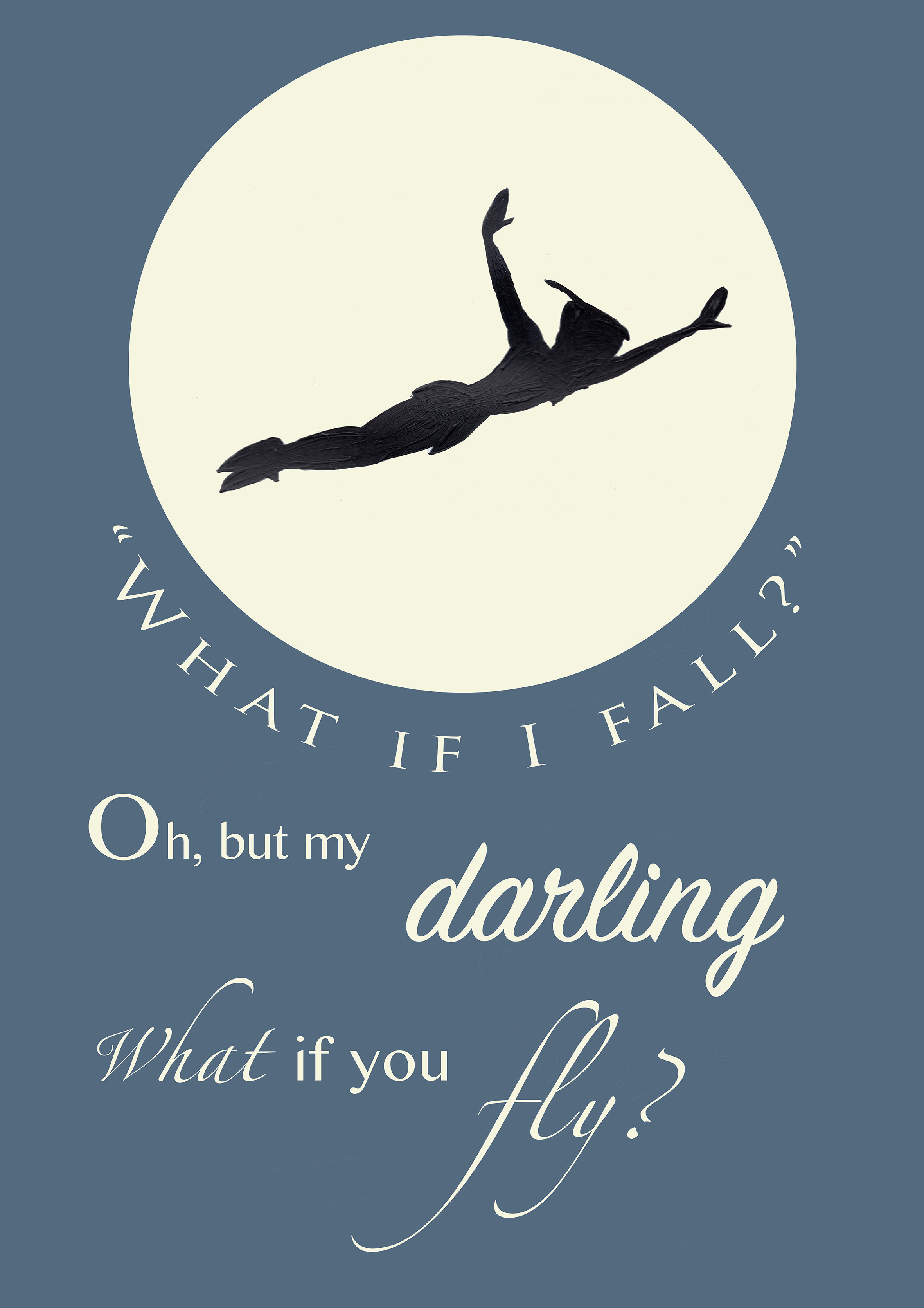 What if I Fall (without Feathers)