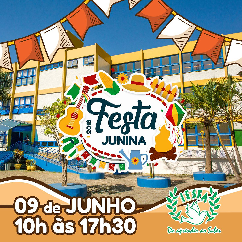 Festa Junina IESFA - 2018