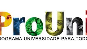 Estão abertas as inscrições para o PROUNI 2018 (primeiro semestre)