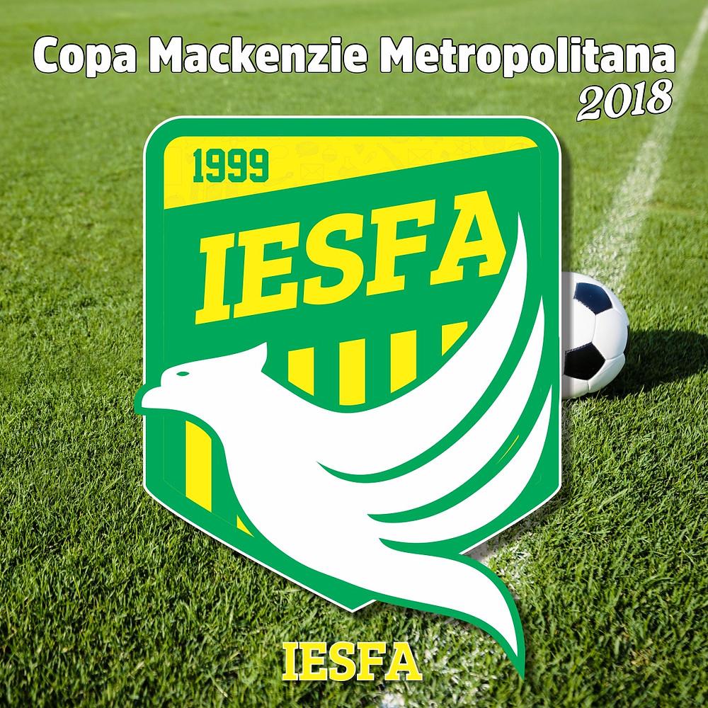 IESFA na Copa Mackenzie Metropolitana 2018