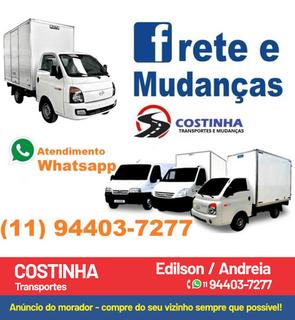 COSTINHA TRANSPORTES - Edilson e Andreia