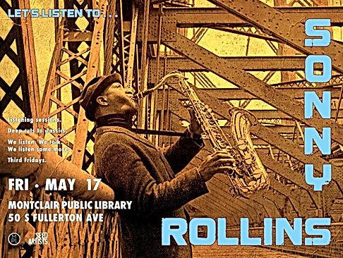 Let's Listen to... Sonny Rollins.jpg