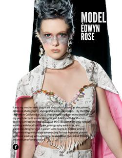 Imirage Magazine- I Surreal Issue pg 2