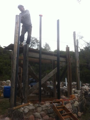 Empezando la estructura